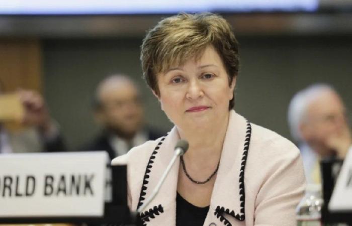 مديرة صندوق النقد: ملتزمون بمساعدة لبنان على تنفيذ الإصلاحات