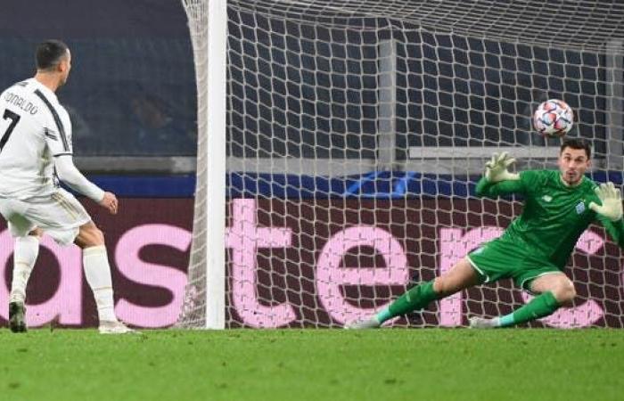 رونالدو يسجل هدفه الـ 750 في مباراة تاريخية للفرنسية فرابارت