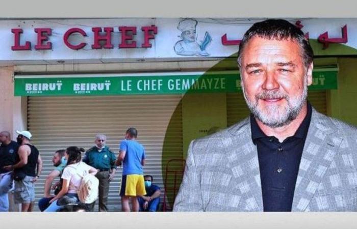 ممثل عالمي شهير يُعيد الحياة لمطعم دمّره إنفجار بيروت