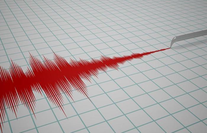 هزة في بعض المناطق اللبنانية… والسبب زلزال في تركيا!