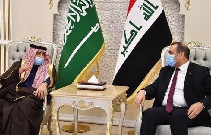 وفد سعودي برئاسة وزير التجارة يزور بغداد