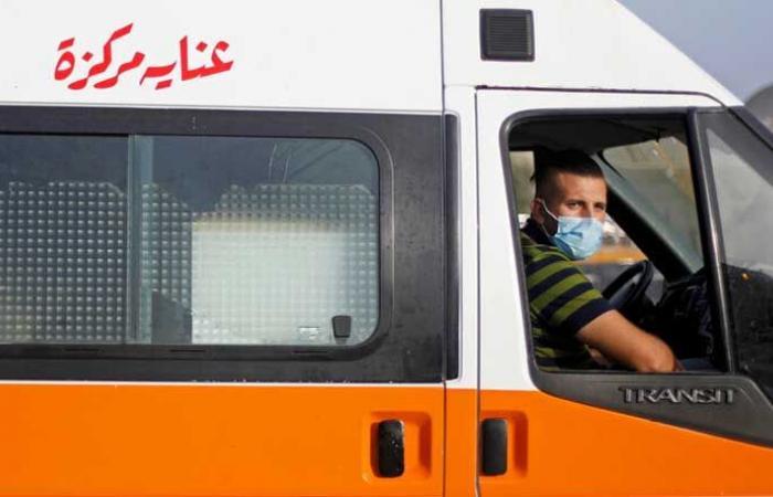 25 إصابة إثر اصطدام قطار بحاجز في مصر