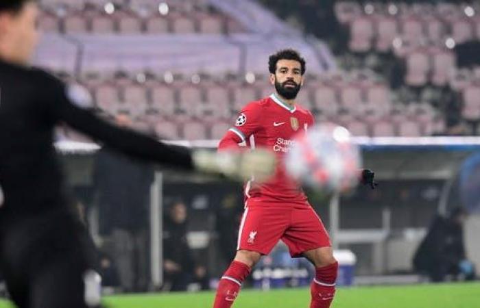 صلاح كبير هدافي ليفربول في دوري الأبطال عبر التاريخ