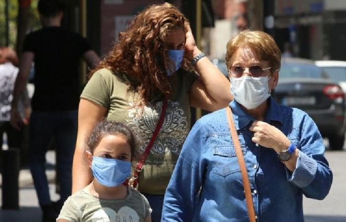 لبنان يسجل 1518 إصابة جديدة بكورونا و12 حالة وفاة