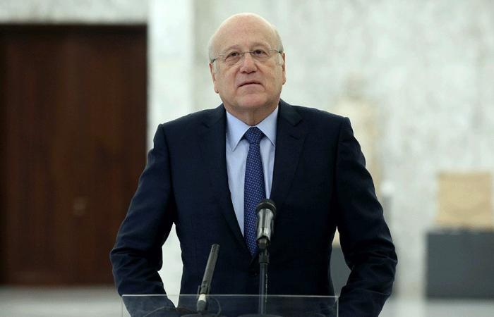 ميقاتي: انقلاب على كل مضامين المسعى الفرنسي لدعم لبنان