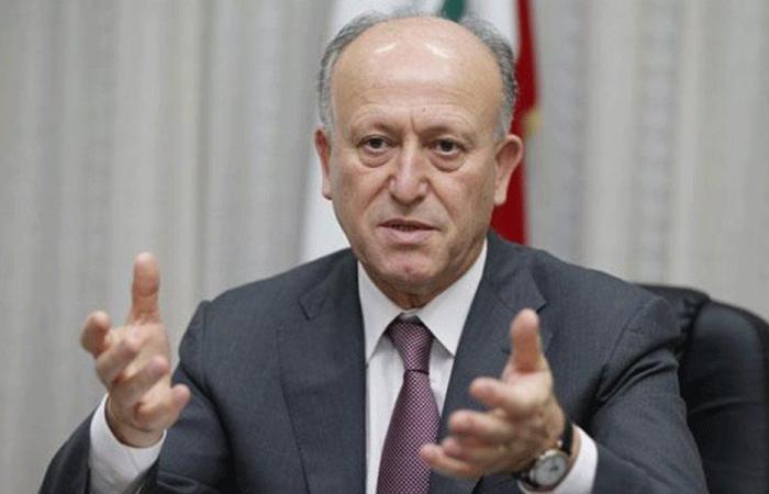 ريفي: لبنان العدالة سيخلو من المجرمين إلى الأبد
