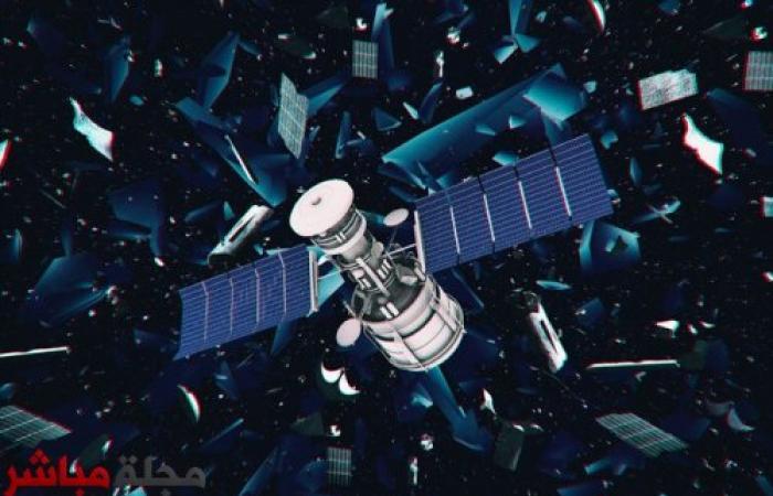 """شاحنة لجمع """"قمامة الفضاء"""" قريبا.. ما أهميتها؟ (فيديو)"""