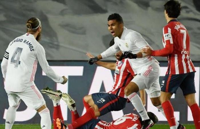 ريال مدريد يلحق بأتلتيكو الهزيمة الأولى ويشعل المنافسة