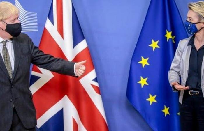 """بصيص نور؟ بريطانيا تأمل بالتوصل لاتفاق التجارة مع """"الأوروبي"""""""
