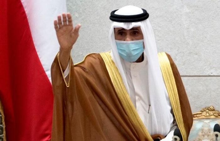 الحكومة الكويتية الجديدة تؤدي اليمين