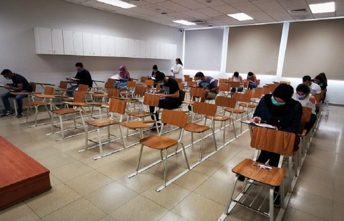 المؤسسات التربوية في الضنية تستكمل التعليم عن بعد