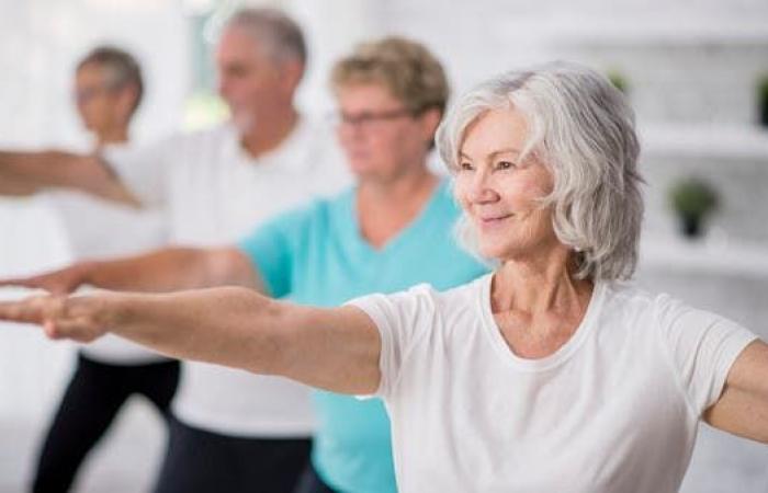 دراسة: الرياضة في منتصف العمر تحمي الدماغ عند الشيخوخة