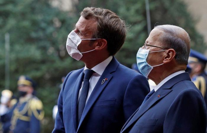 المبادرة الفرنسية تحمي لبنان في المرحلة الدولية الانتقالية