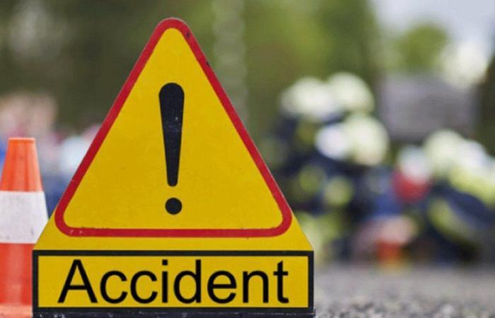 4 جرحى في حادث سير على أوتوستراد الزهراني