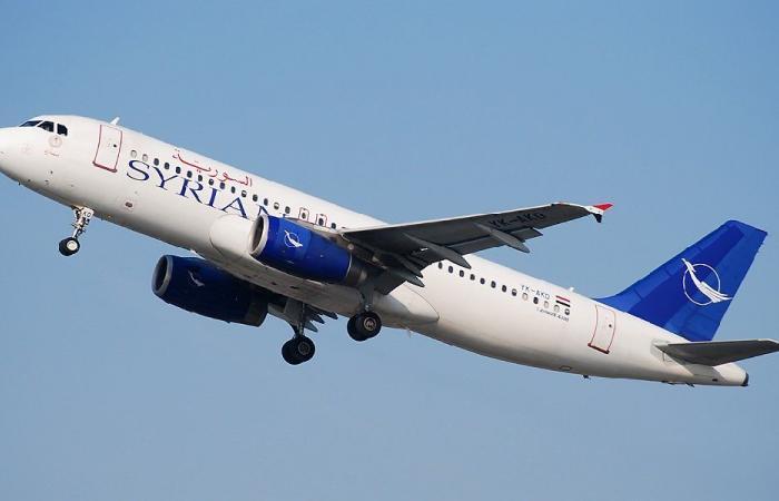 توضيح من الخطوط الجوية السورية عن طائرة حلب التي حطت في بيروت