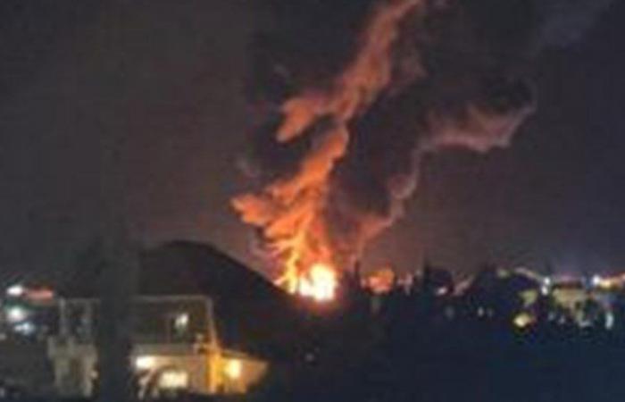 انفجاران يفضحان أسرار التهريب من لبنان الى سوريا