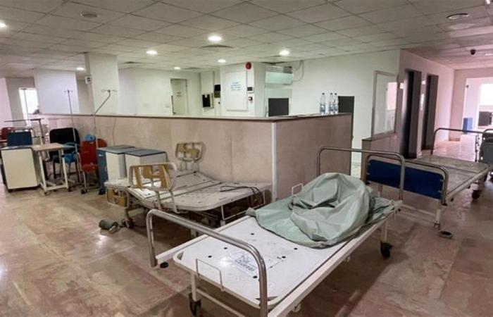 المستشفى العسكري لم يعد يستطيع استقبال مصابين بكورونا!