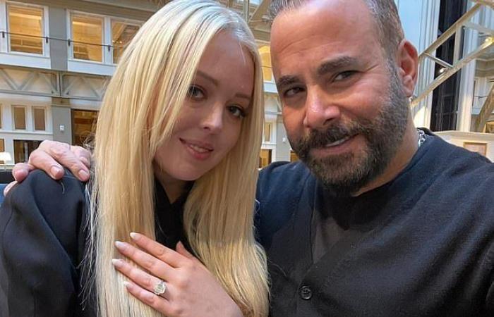 """اشتراه من دبي وتتعدى قيمته مليون دولار.. الملياردير """"بولس"""" يتقدم لخطبة تيفاني ترامب بخاتم ألماسي نادر (صور)"""