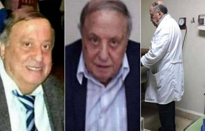 ابو شرف نعى الحاج: انه الحبيب الرابع عشر في لائحة الأطباء الشهداء