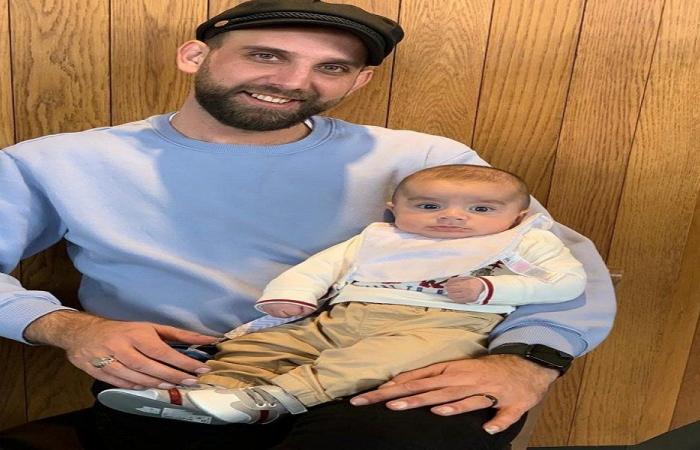 """اصابة ابن الـ 4 أشهر بكورونا… """"مازن يتألم"""""""
