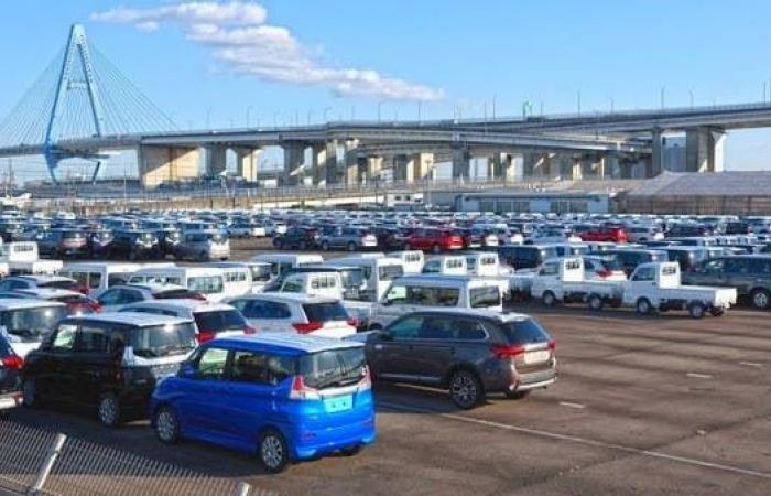 صادرات اليابان في ديسمبر تسجل أول زيادة سنوية في عامين