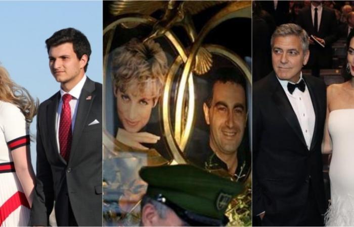 بخلاف ابنة ترامب وخطيبها اللبناني، وابنة بيل غيتس وصديقها المصري.. نجوم أجانب أعجبوا بعرب