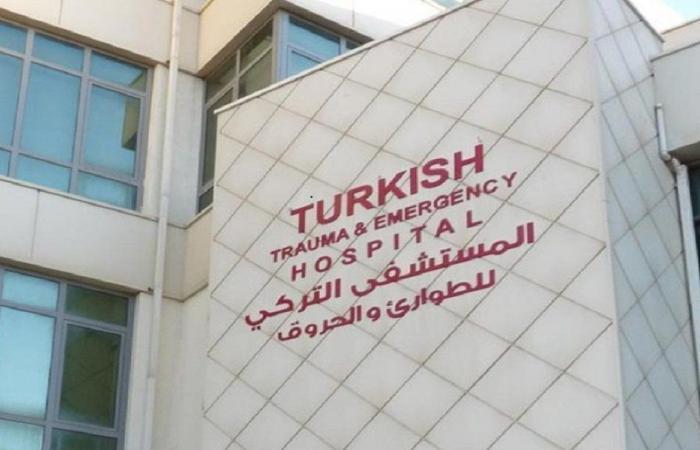 رئيس بلدية صيدا: المستشفى التركي غير مؤهل لاستقبال حالات كورونا