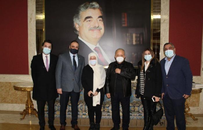 بهية الحريري: رغم العراقيل الرئيس المكلف مستمر بالعمل