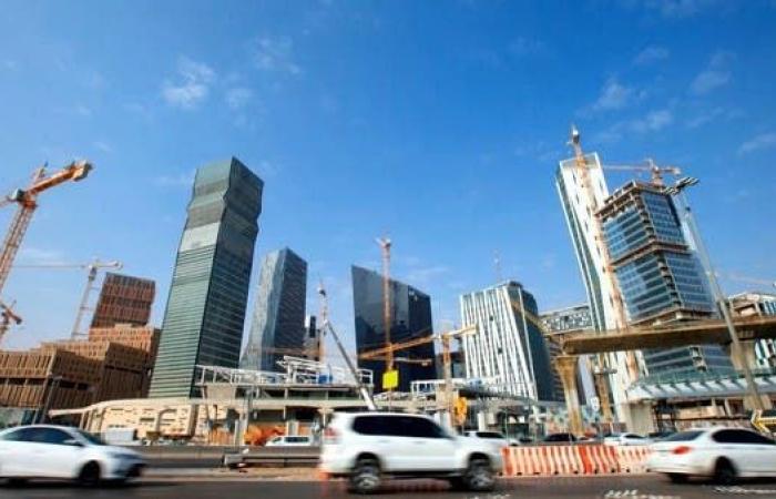 هذه تقديرات صندوق النقد للنمو الاقتصادي بالسعودية