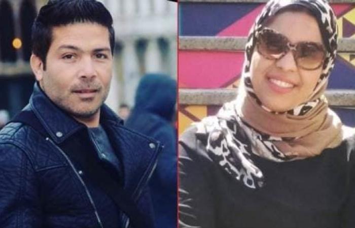 رحلت متأثرة بكورونا.. فنان مصري شاب يفقد زوجته
