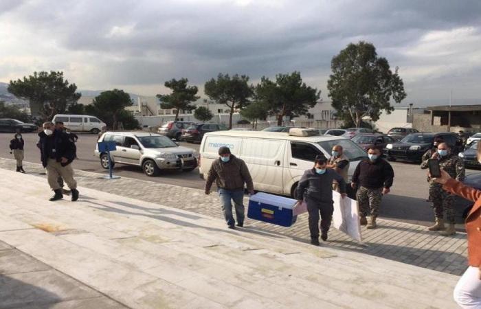 وصول اللقاحات إلى مستشفى المعونات في جبيل