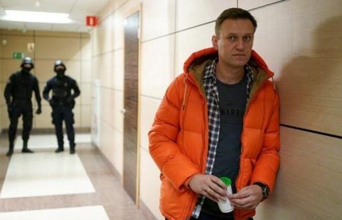 خفضت شهرا ونصف.. محكمة روسية ترفض استئناف نافالني