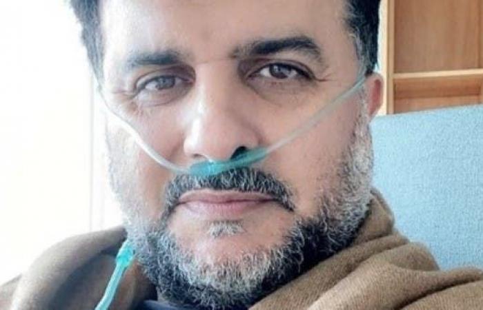 بعد إصابته بكورونا.. نقل مشاري البلام للعناية المركزة