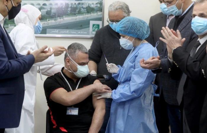 إليكم عدد الأشخاص الذين تلقّوا لقاح كورونا في لبنان