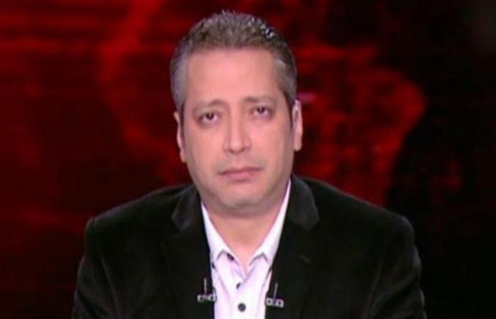 """وقف تامر أمين لمدة شهرين وتغريم قناة """"النهار"""" بسبب تصريحاته المسيئة لأهالي الصعيد"""
