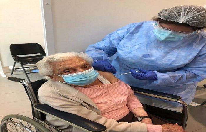 بدء المرحلة الثانية من عملية التلقيح في مستشفى سيدة المعونات