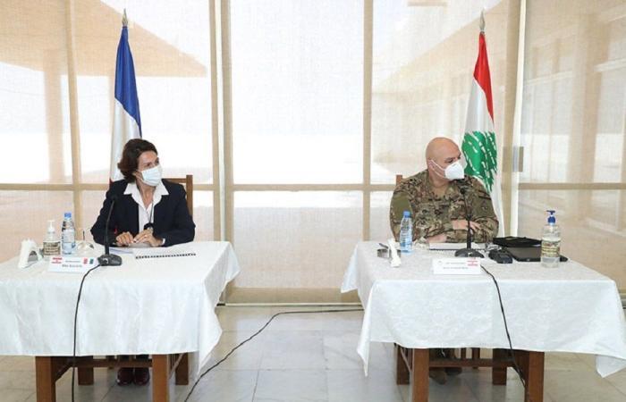 العماد عون: الجيش سيبقى حامي الاستقرار