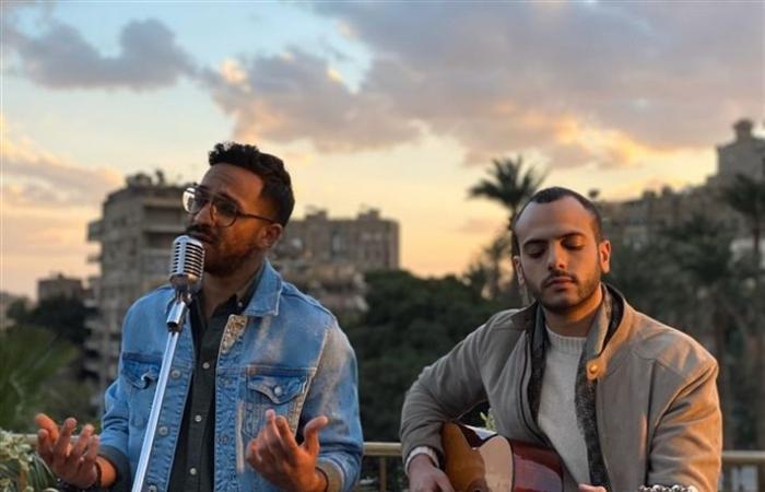 """إسمع- """"الوشوش"""" ثالث أغنيات ألبوم عبد الرحمن رشدي """"الأسئلة"""""""