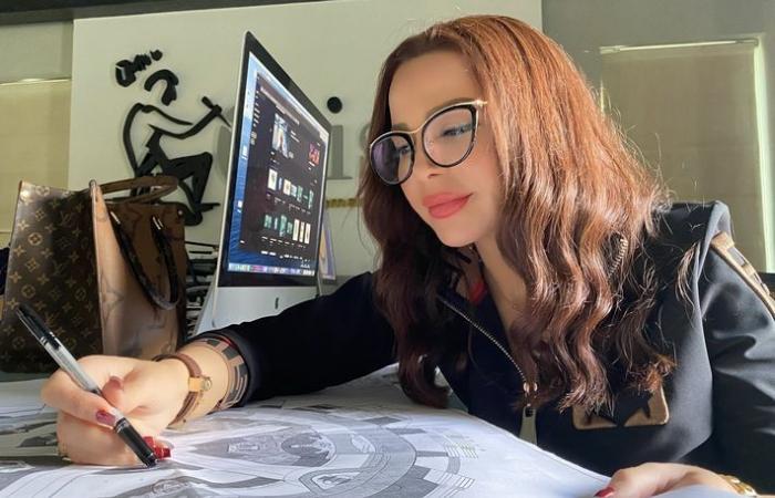 سوزان نجم الدين تعود لممارسة مهنتها الأولى... تشرف على مشروع ضخم في دبي