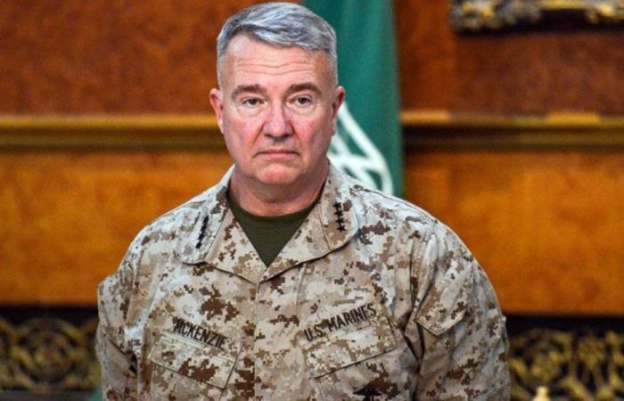 الجنرال كينيث ماكنزي إلى لبنان قريبا