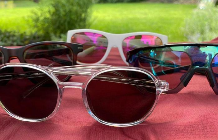 النظارات تقلل من احتمال الإصابة بكورونا