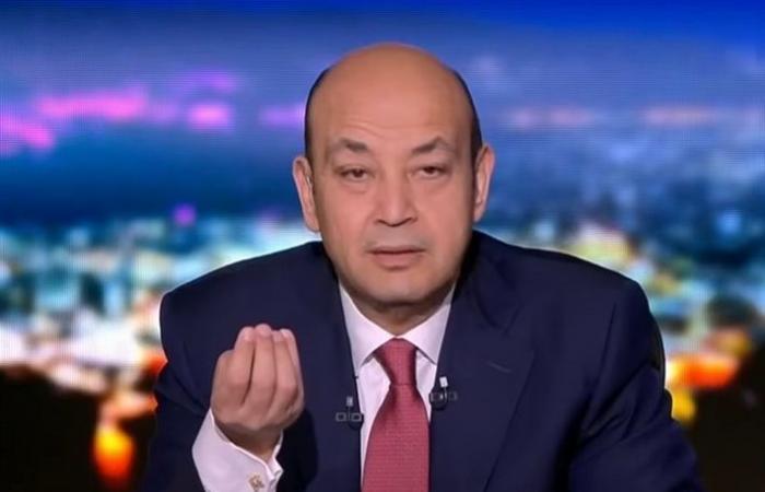 """عمرو أديب يعود لتقديم برنامج """"الحكاية"""" غدا"""