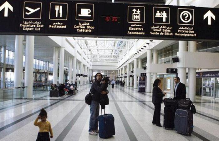 40 إصابة بكورونا على متن الرحلات الوافدة إلى بيروت