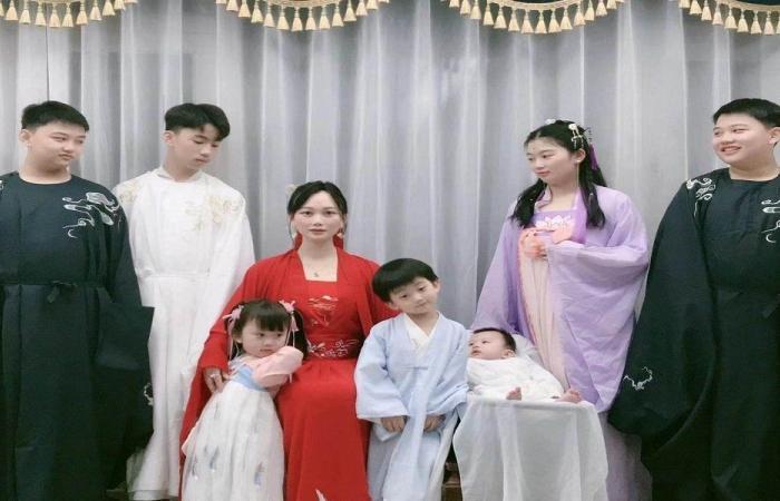 في الصين… غرامة 150 ألف دولار لزوجين أنجبا 7 أولاد