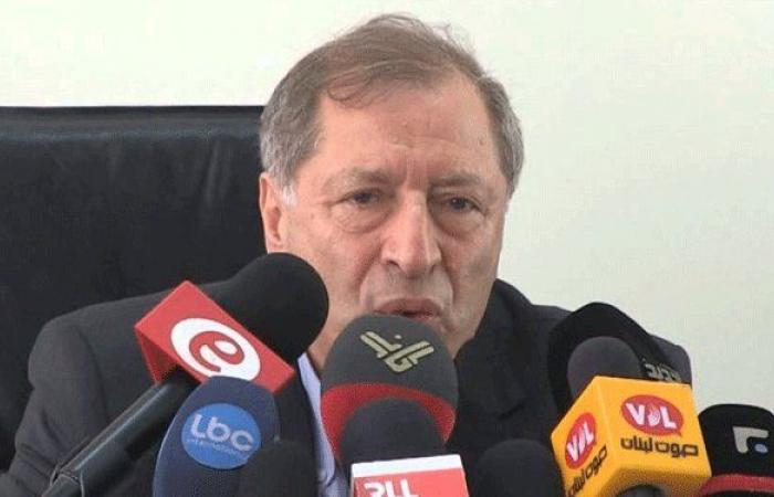 محفوظ استنكر الاعتداء على المصوّر بيار يوسف