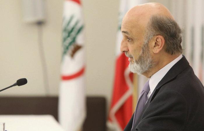 جعجع: كل ما ارتفع صوت الحرية… لبنان مستهدف!