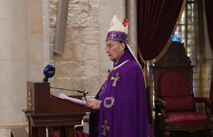 الراعي: الحياد يحصّن سيادة لبنان