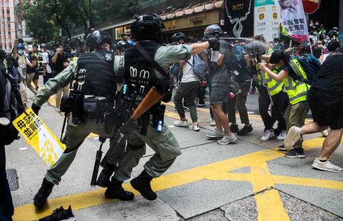 أميركا للصين: نقف معهم.. أفرجوا عن ناشطي هونغ كونغ فورا