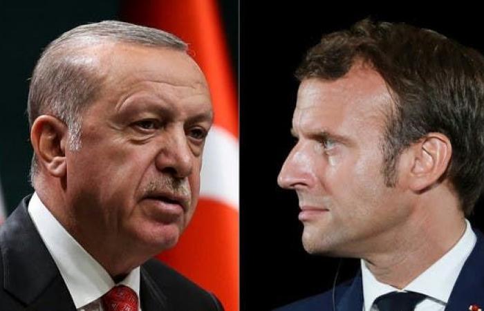 بعد تراشق حاد.. أردوغان يعرض التعاون مع الرئيس الفرنسي