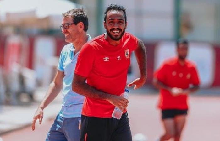الأهلي المصري يغرم كهربا ويبعده عن الفريق